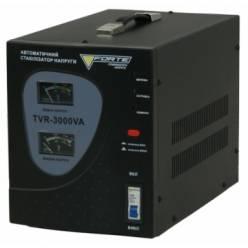 Стабилизатор напряжения однофазный FORTE TVR-3000VA